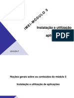 Modulo 5 IMEI