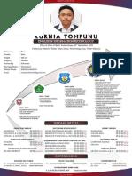 Curriculum Vitae & Supporting Documents
