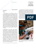Ultrasound-guided Distal Popliteal Sciatic Nerve Block for ED Anesthesia Case Report