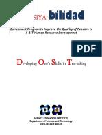 Review Manual DOST SEI  Scholarship Exam.pdf