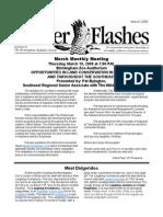 March 2009 Flicker Flashes Birmingham Audubon Society Newsletter