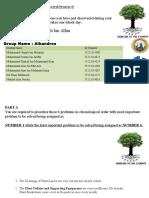 CPB 20004 Plant Utilities and Maintenances Mini Project