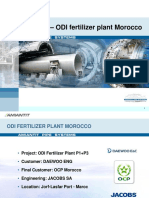 Odi Fertilizer Plant Case History