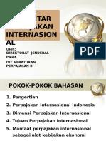 Sesi 1 Pengantar Perpajakan Internasional