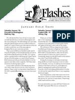 January 2006 Flicker Flashes Birmingham Audubon Society Newsletter