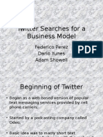 twittersearchesforabusinessmodel-110804074836-phpapp01