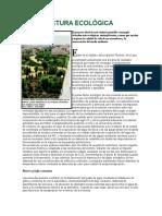 - Arquitectura Ecológica - Ignacio Garcia Del Pino