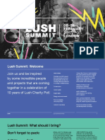 The Event Pack - Lush Summit