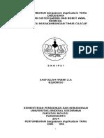 Skripsi Sargassum Format 2014 Habibi