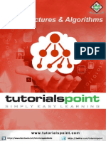 Data Structures Algorithms Tutorial