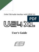 U24 XL English