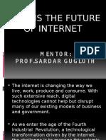 Future of Internet by Likhitha