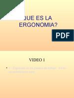 Ergonomia COMBINADO 2013