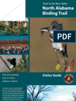 North Alabama Birding Trail Visitor Guide