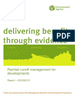 SC030219 Rainfall Runoff Management for Developments (Oct 2013) (Current)