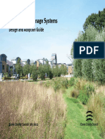 Sustainable Drainage Systems - Design and Adoption Guide (Jul 2012)