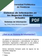 Introducción Sistemas de Información