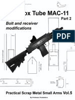 Practical Scrap Metal Small Arms Vol.5 - The Box Tube MAC-11 Part 2
