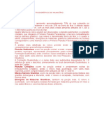 Caracterização Fisiográfica Do Município Piraquara-pr