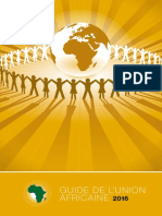 Union Africaine Guide de Fonctionnement
