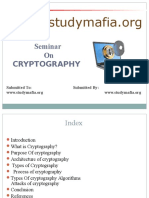 Cse Cryptography Ppt