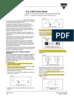 Ferrites Engineering Note
