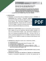 Directiva N° 02-BASES CAS-JEC-2017