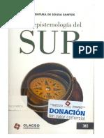 Sousa Santos, Boaventura De_Una Epistemología Del Sur