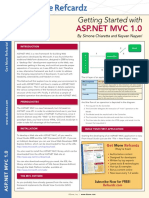 Getting Started With-ASP Net Mvc-1