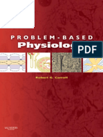 Problem Based Physiology Carroll Robert g 1