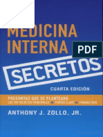 Medicina Interna Secretos