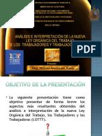 Analisis de La Lottt 2012 Venezuela