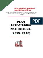 Plan Estrategico de Ageup 2015 2018