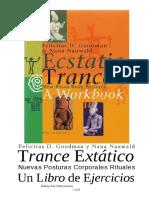 Trance Extatico Nuevas Posturas Corporales Rituales
