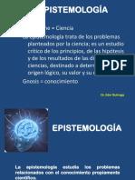 Elementos Gnoseología y Epistemología