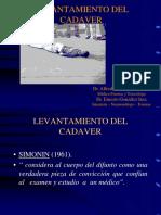 Levantamientodelcadaver 110924154318 Phpapp01 (1)