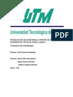 Assisted Bioremediation Benzene