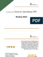 Diseño de Sesión de Aprendizaje - PDF