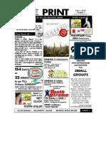 July 4 2010 Newsletter
