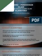 Mpu3092 – Pendidikan Islam
