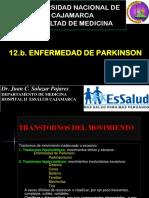 12. Enfermedad de Parkinson 2016