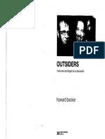 BECKER (2009) [1963] Outsiders