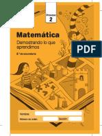 2º Sec Matematica Proceso 2