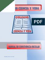 Manual-De-convivencia Ciencia y Vida