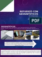 Refuerzo Con Geosinteticos