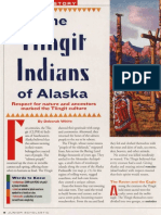 the tlingit indians of alaska