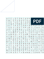 ABC Wordsearch