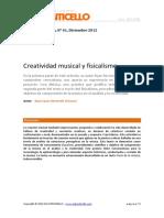 20121215 Creacion Musical y Fisicalismo Ryan Revoredo