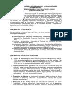 Lineamientos 2017, Corregidos 30-05-16 (1)