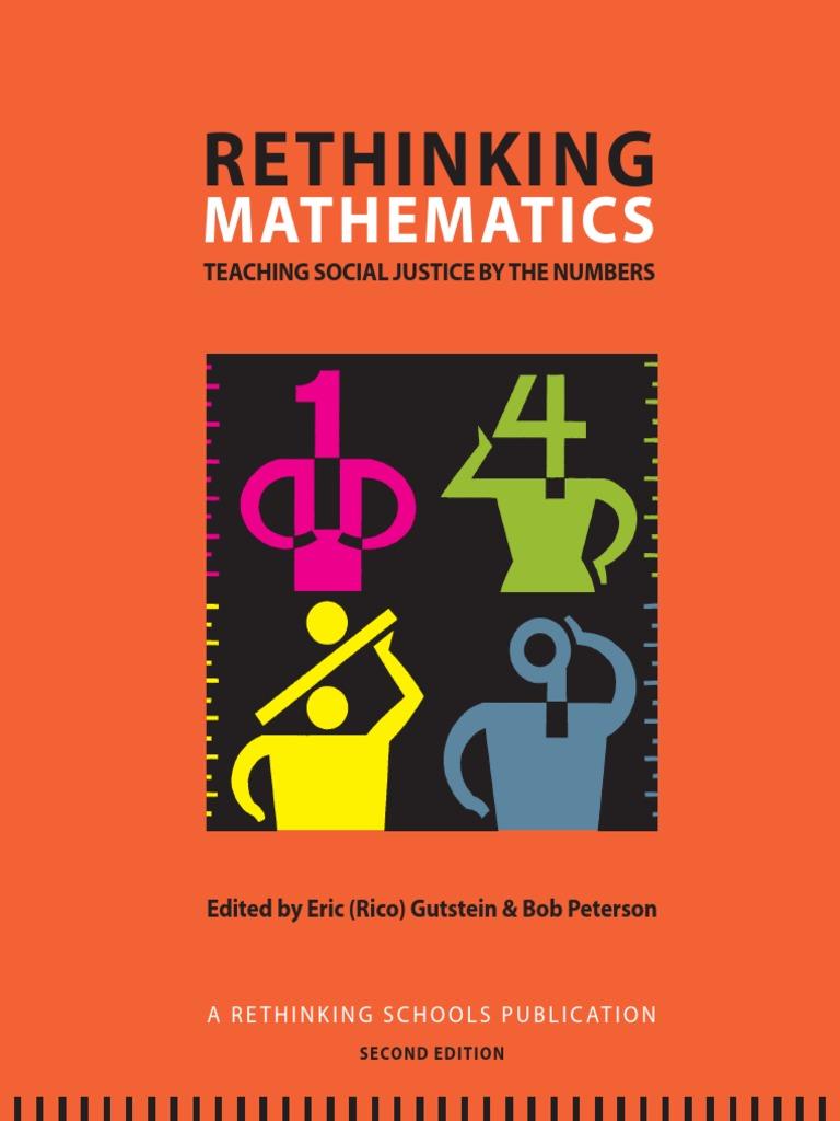 Rethinking Mathematics Curriculum Science Technology Engineering And Mathematics [ 1024 x 768 Pixel ]